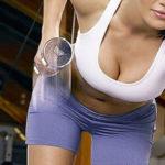 Как девушке накачать грудь дома