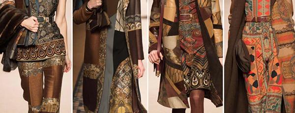 мода осень 2015 2016 направления стили