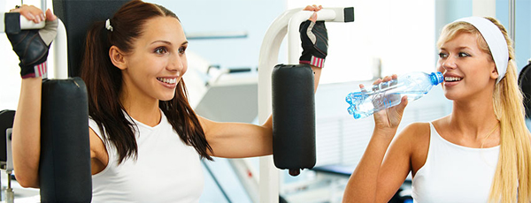 фитнес для девушек дома