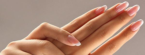 как ногти укрепить гелем