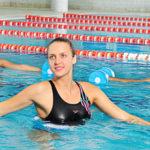 Упражнения для похудения из аквааэробики