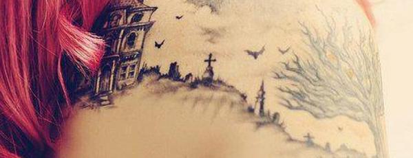 как вывести татуировку
