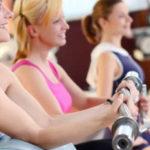 Занятия фитнесом для девушек