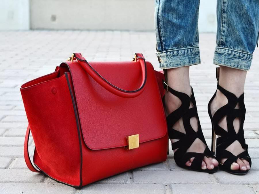 Модная женская сумка в интернет магазине issaplus