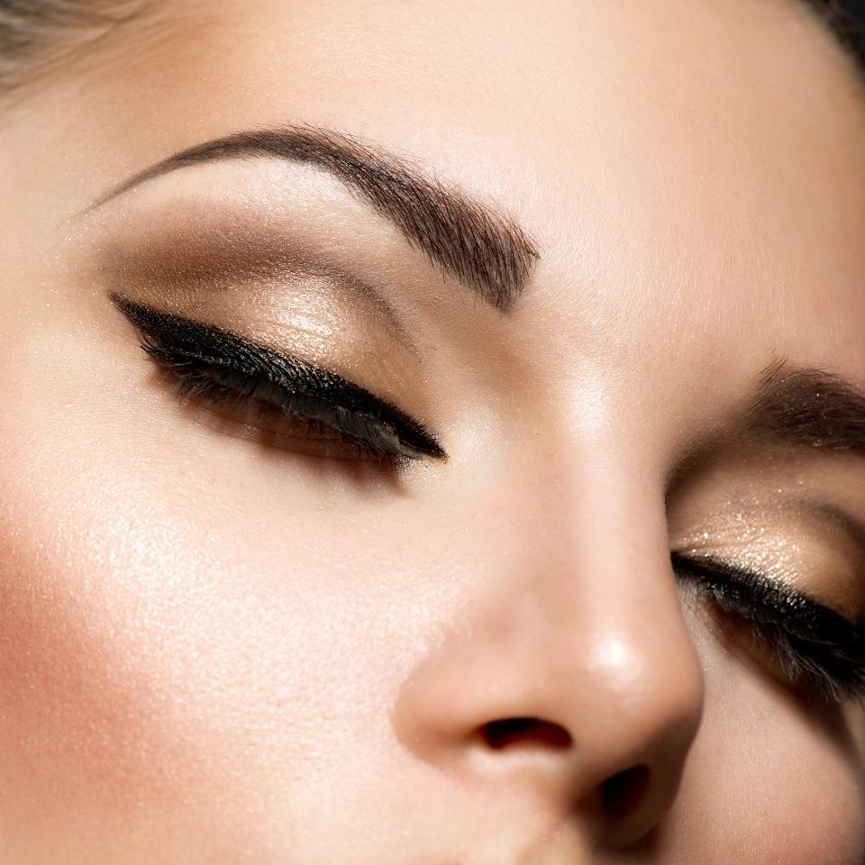 Ухоженные брови – главный акцент привлекательной внешности