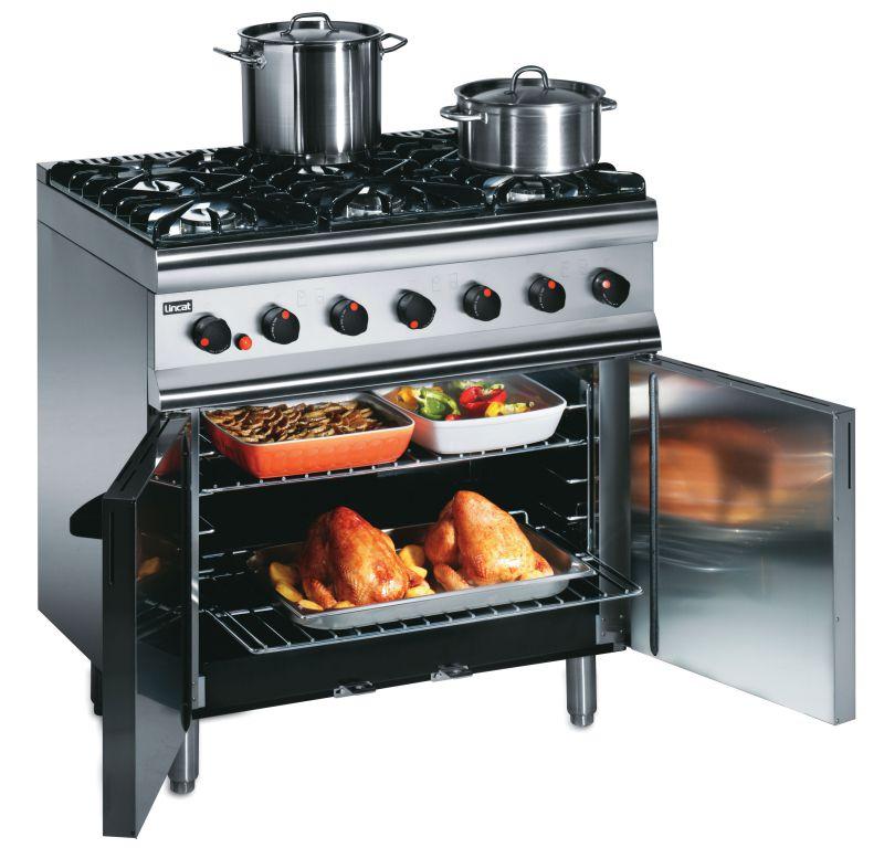 Как выбрать газовую плиту с духовкой