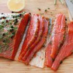 Как правильно замариновать лосося?